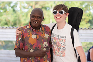 Taize & Archbishop of York
