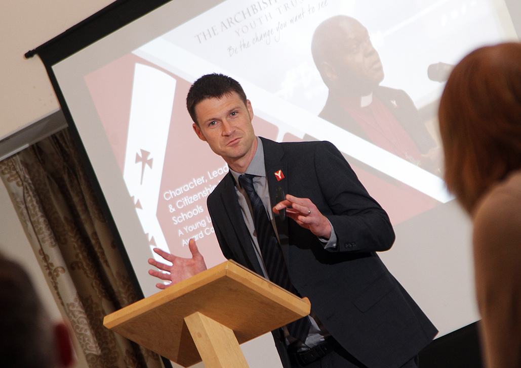 Dan Finn, CEO, Archbishop of York Youth Trust