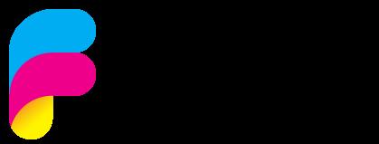 The Fuel: Print on Demand brand logo