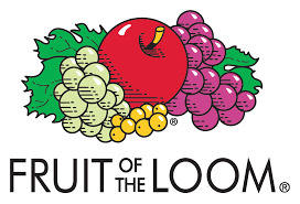 The Fruit of the Loom brand logo