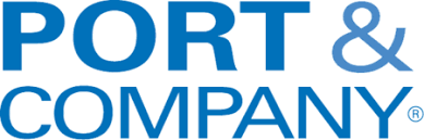 The Port and Company brand logo