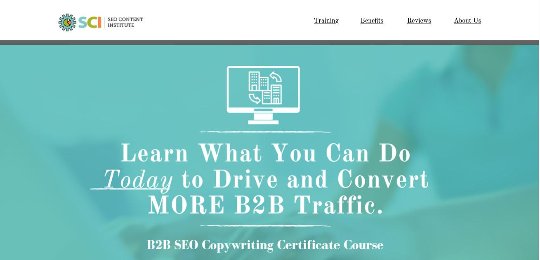 Success Works B2B SEO Copywriting Course