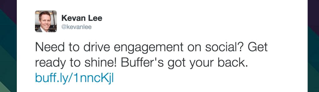 Copywriting formulas for social media engagement by buffer.com