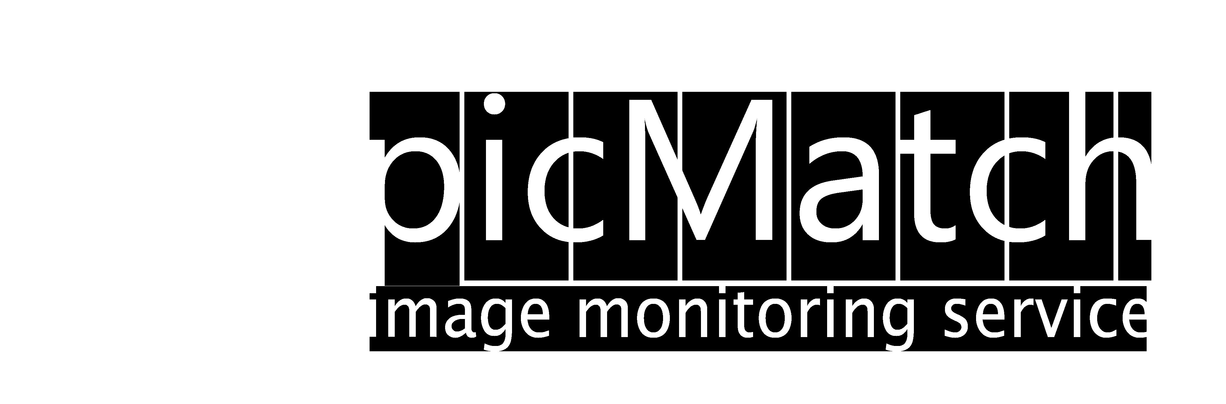 picMatch - Image Monitoring Service - Logo