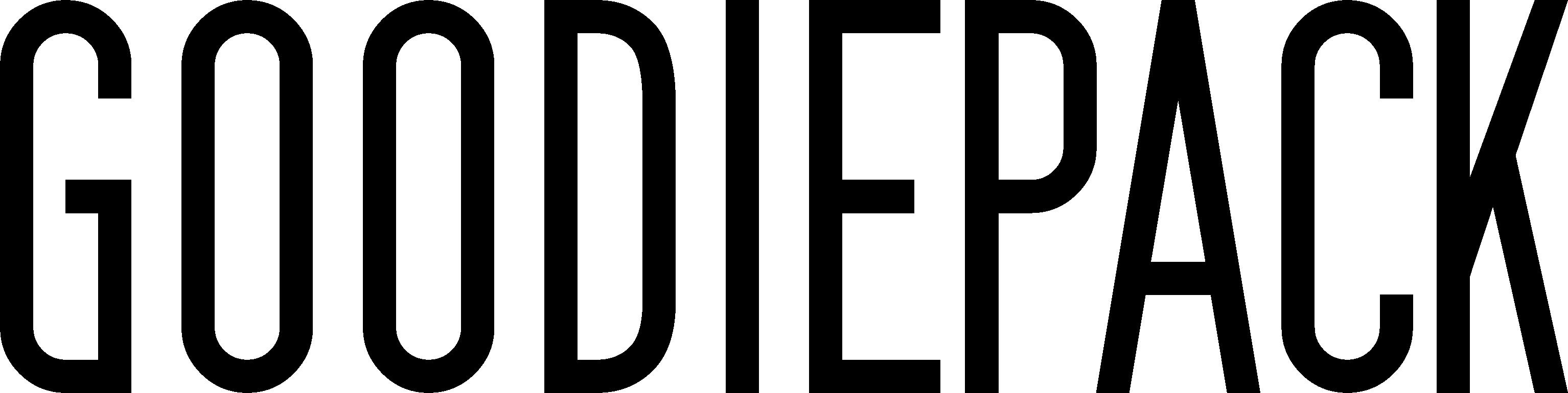 GoodiePack's logo