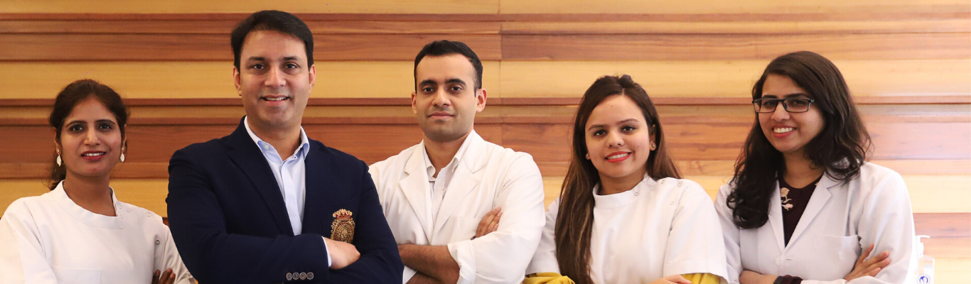 Dentist Team in Gurgaon