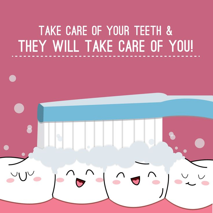 TAKE CARE OF YOUR TEETH AND SMILE CONFIDENTLY BY VISITING A DENTIST!