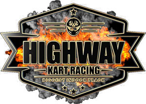 highway kart racing dortmund logo