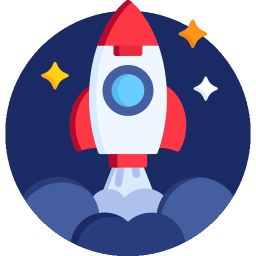 MOONDRIVE Rocket
