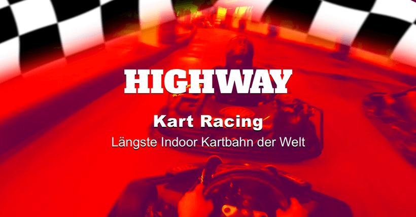 Highway Kart Racing Case Study Titelbild