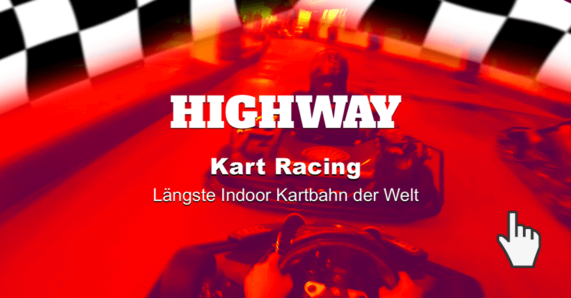 Highway Kart Racing Case Study Titelbild