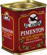 Pimentón Picante oder Dulce