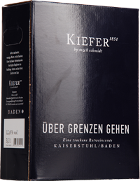 """""""Über Grenzen gehen""""  Rotweincuvée"""