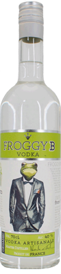 Vodka Froggy B