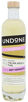Undone No.8 Not Vermouth alkoholfrei