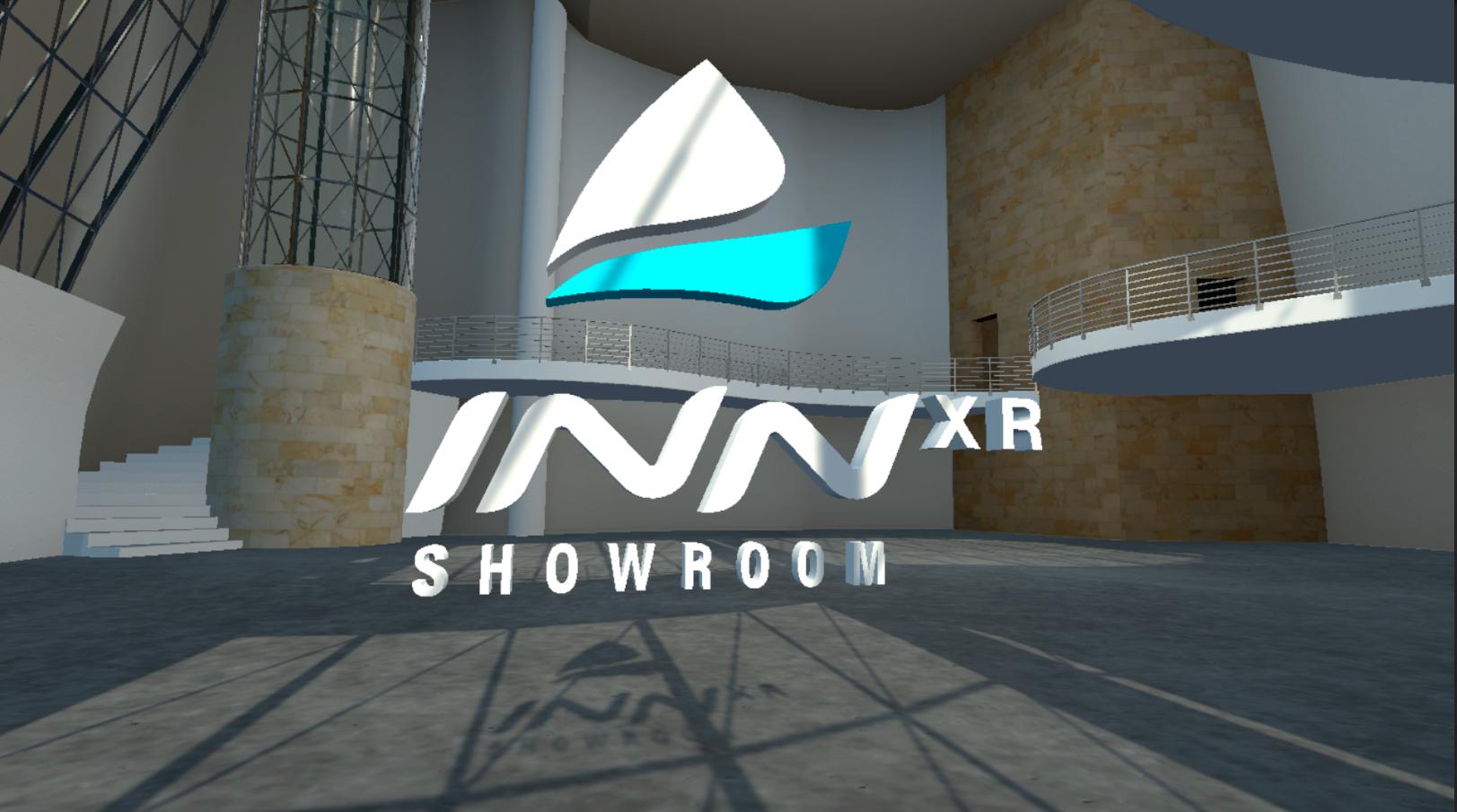 InnXR showroom