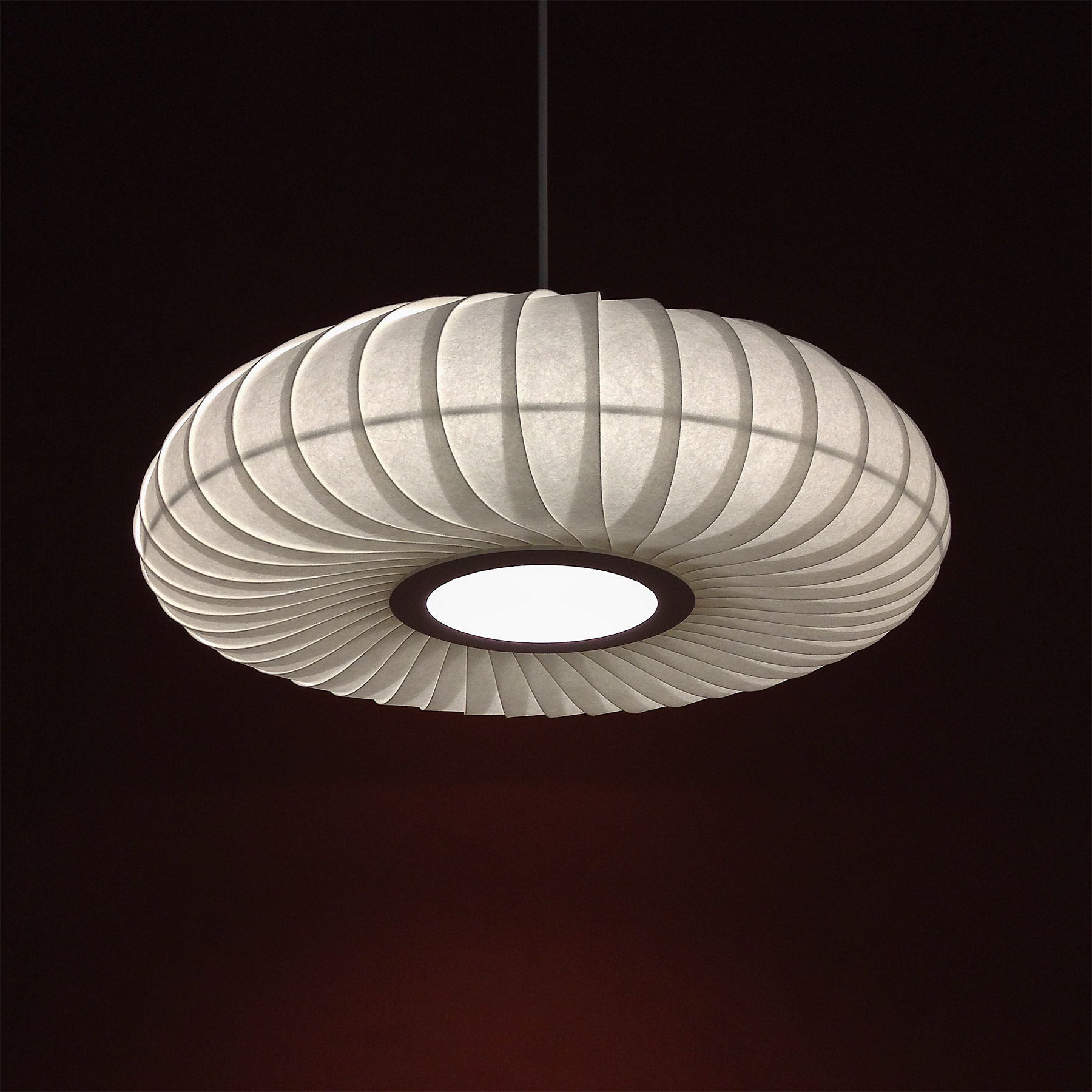 TR28 pendant light by Tom Rossau