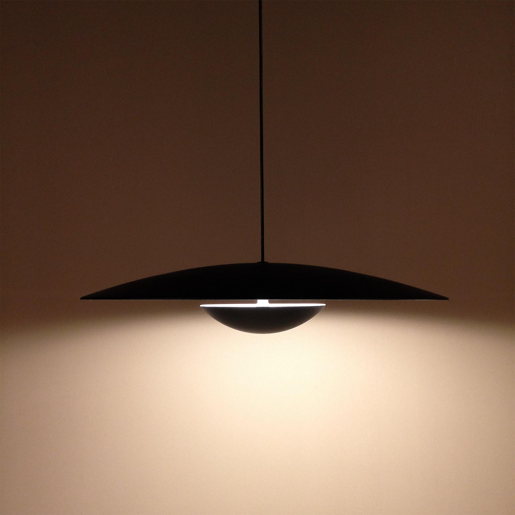 Ginger pendant light by Joan Gaspar for Marset