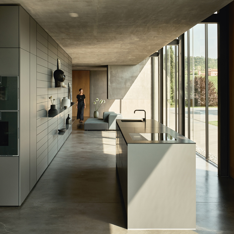 +Segmento kitchen by Poggenpohl