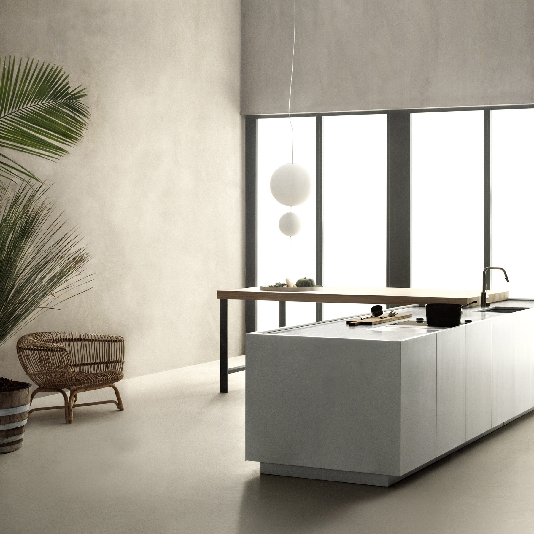 K21 kitchen by Boffi