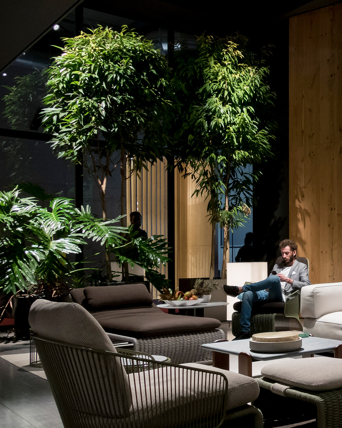 Minotti at Salone del Mobile