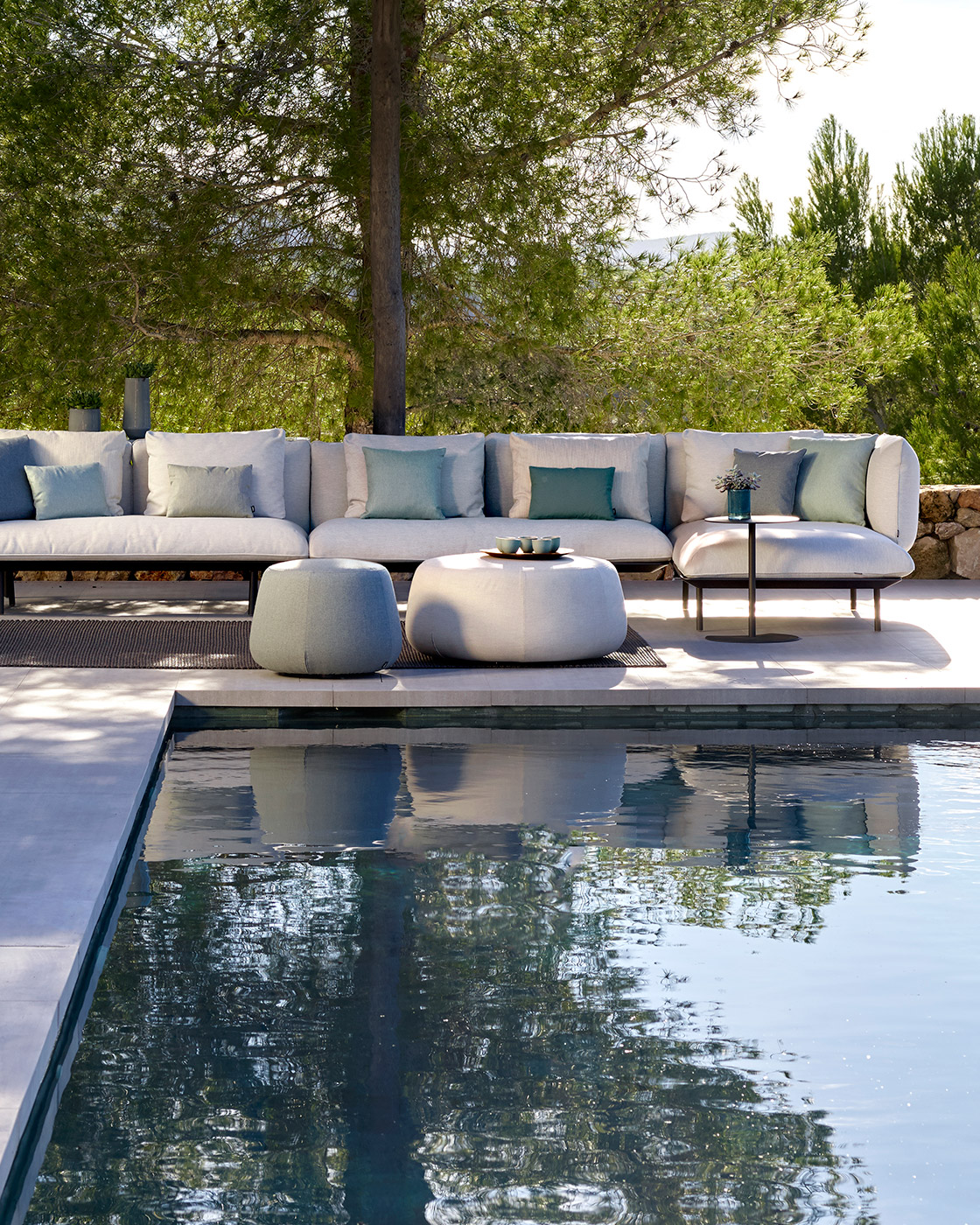 Senja furniture collection by Tribù