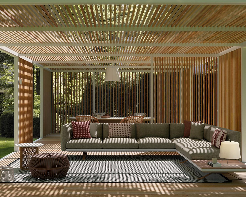 Pavilion H by Kettal