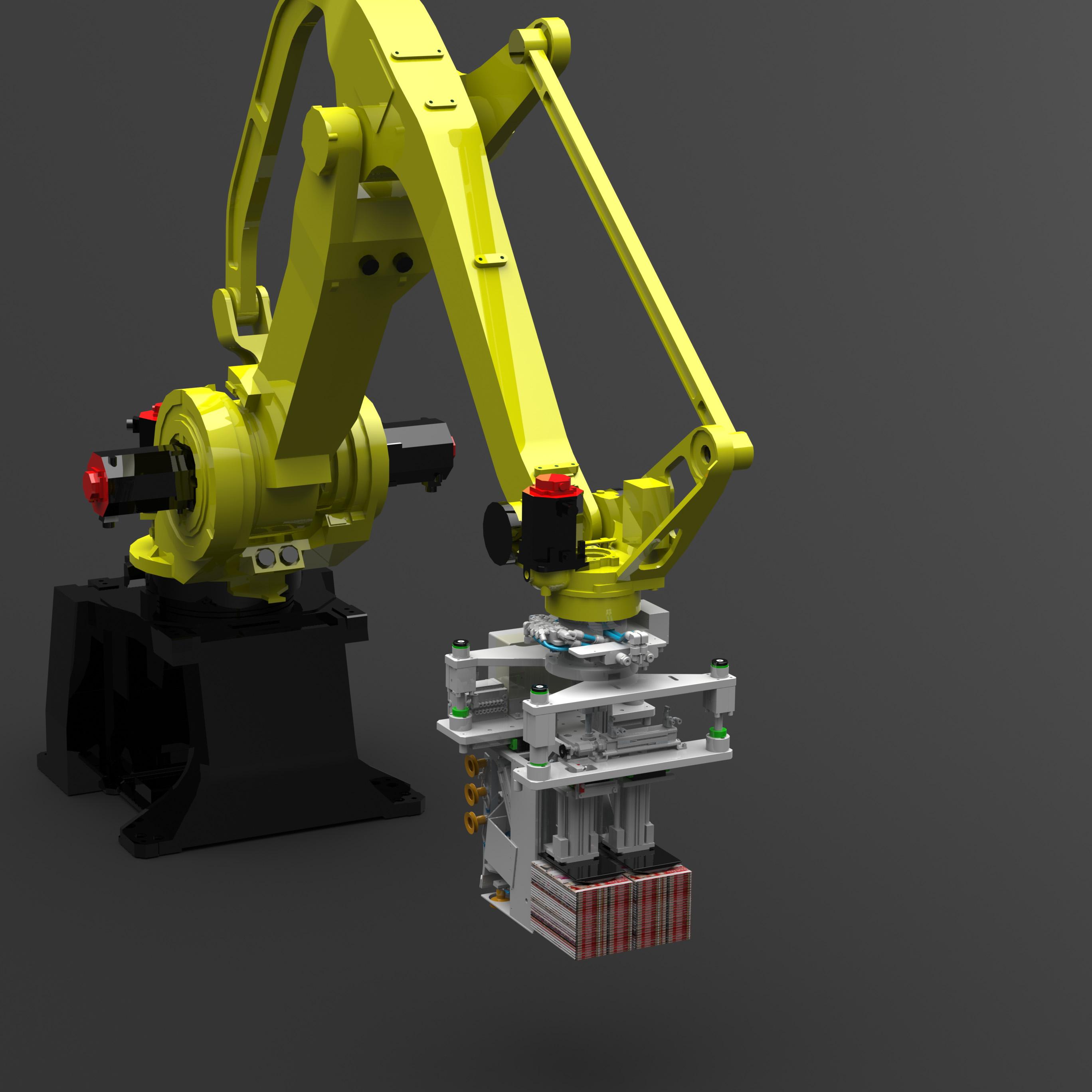 Palettier-Roboter