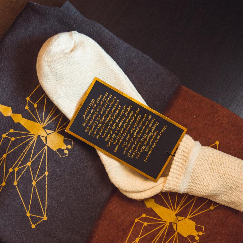 DFG Hemp Socks