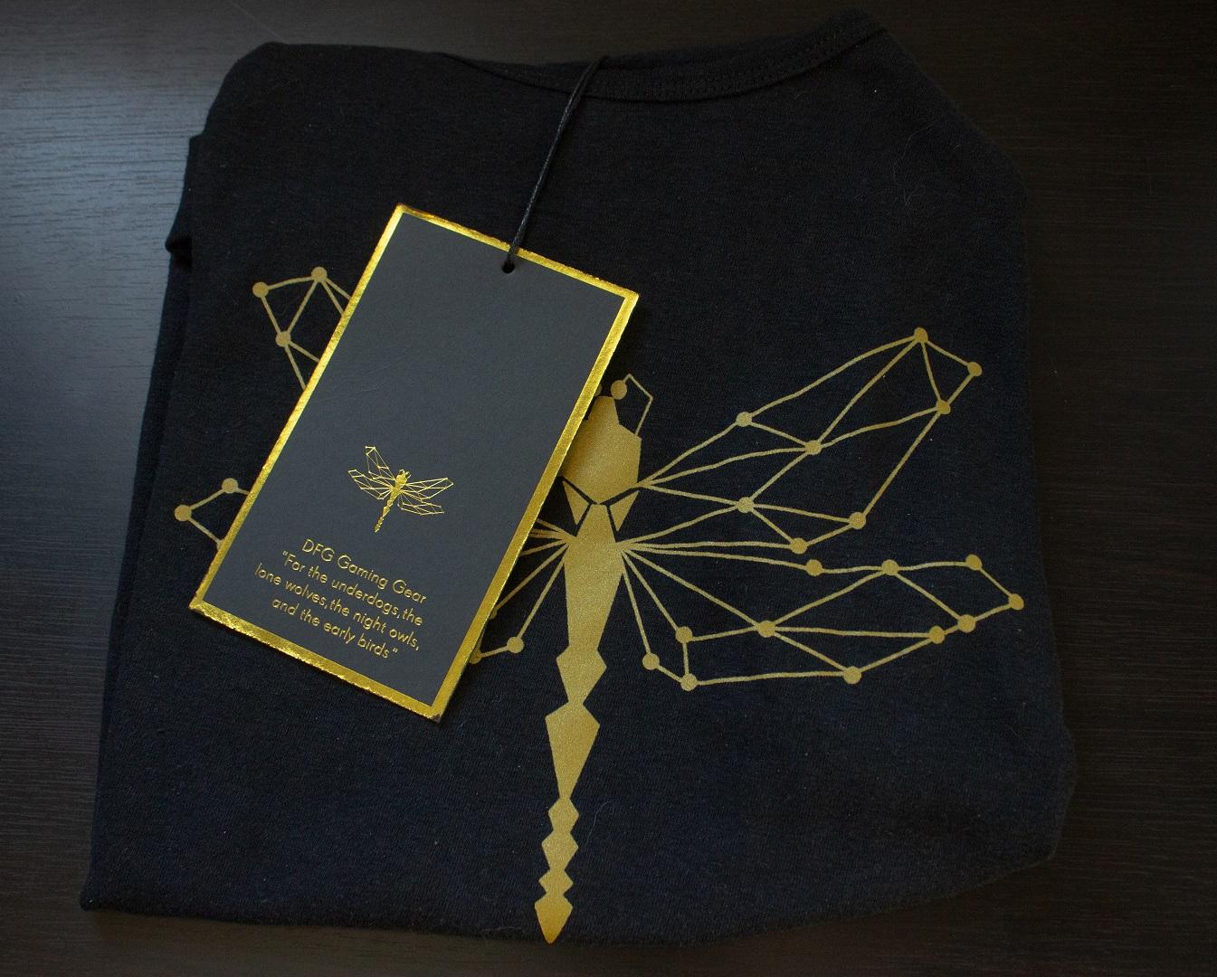 Unisex DFG Hemp T-Shirt
