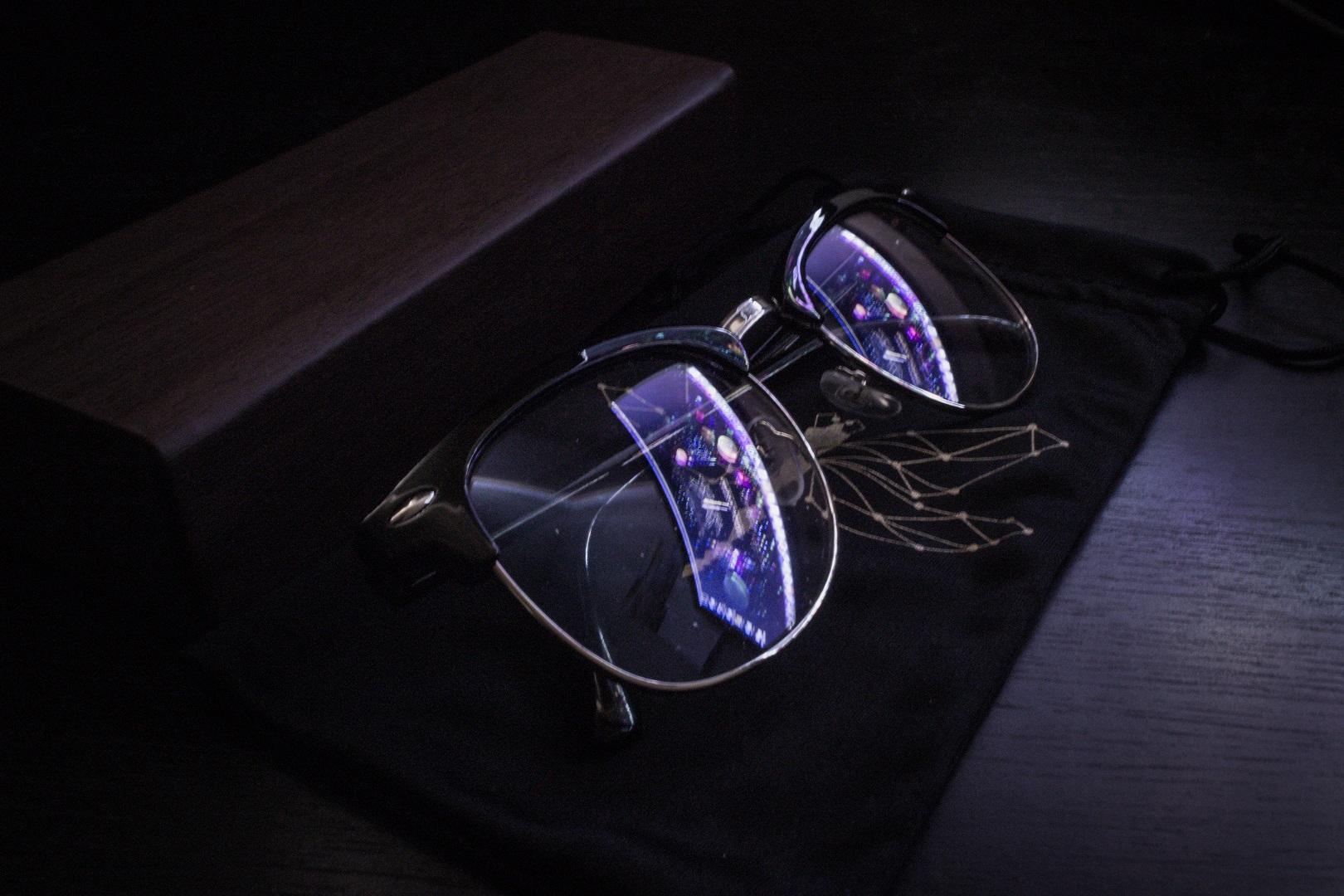 LYF Blue Blocking Glasses & Cases