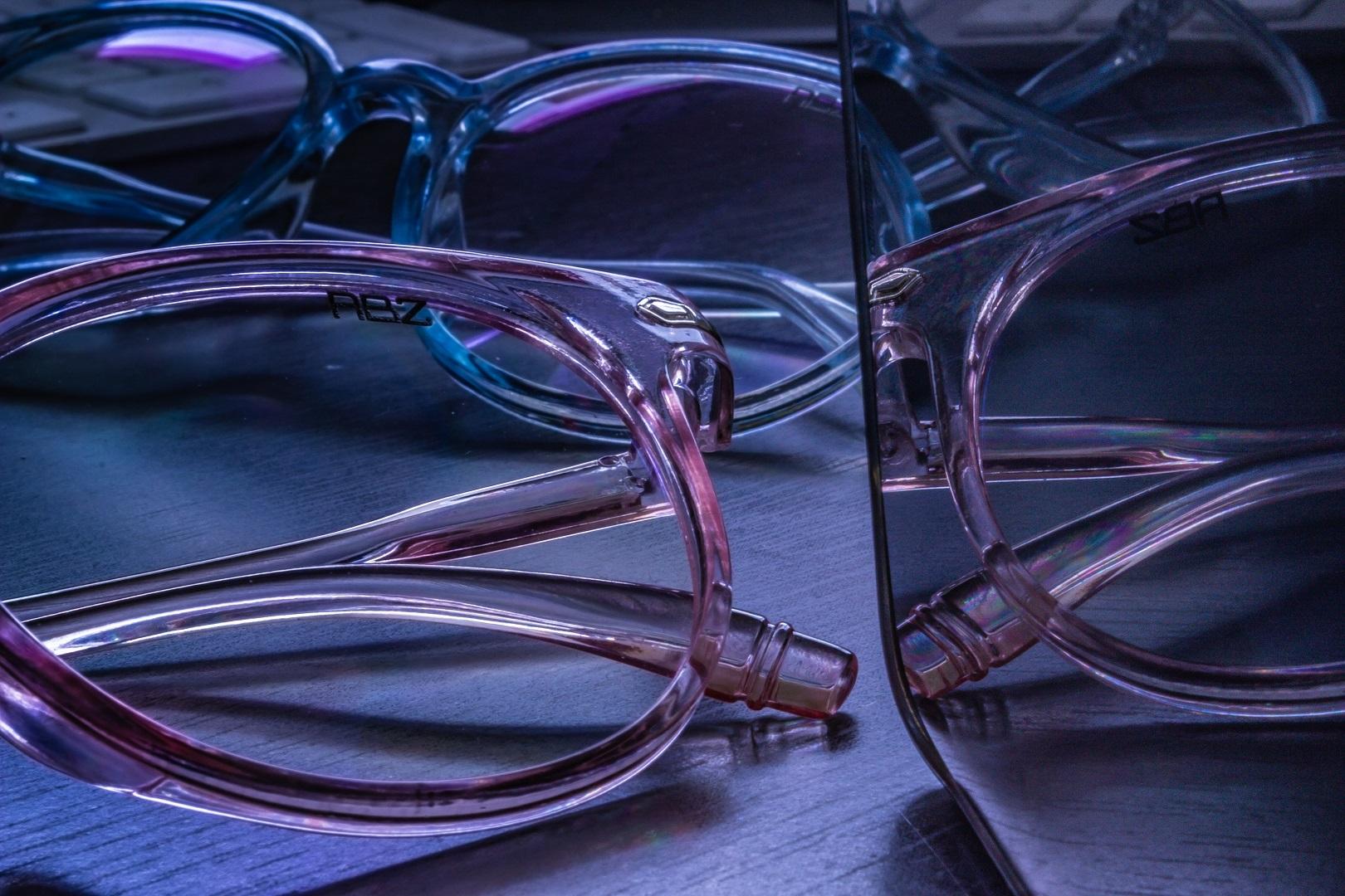 ABZ Blue Blocking Glasses & Cases