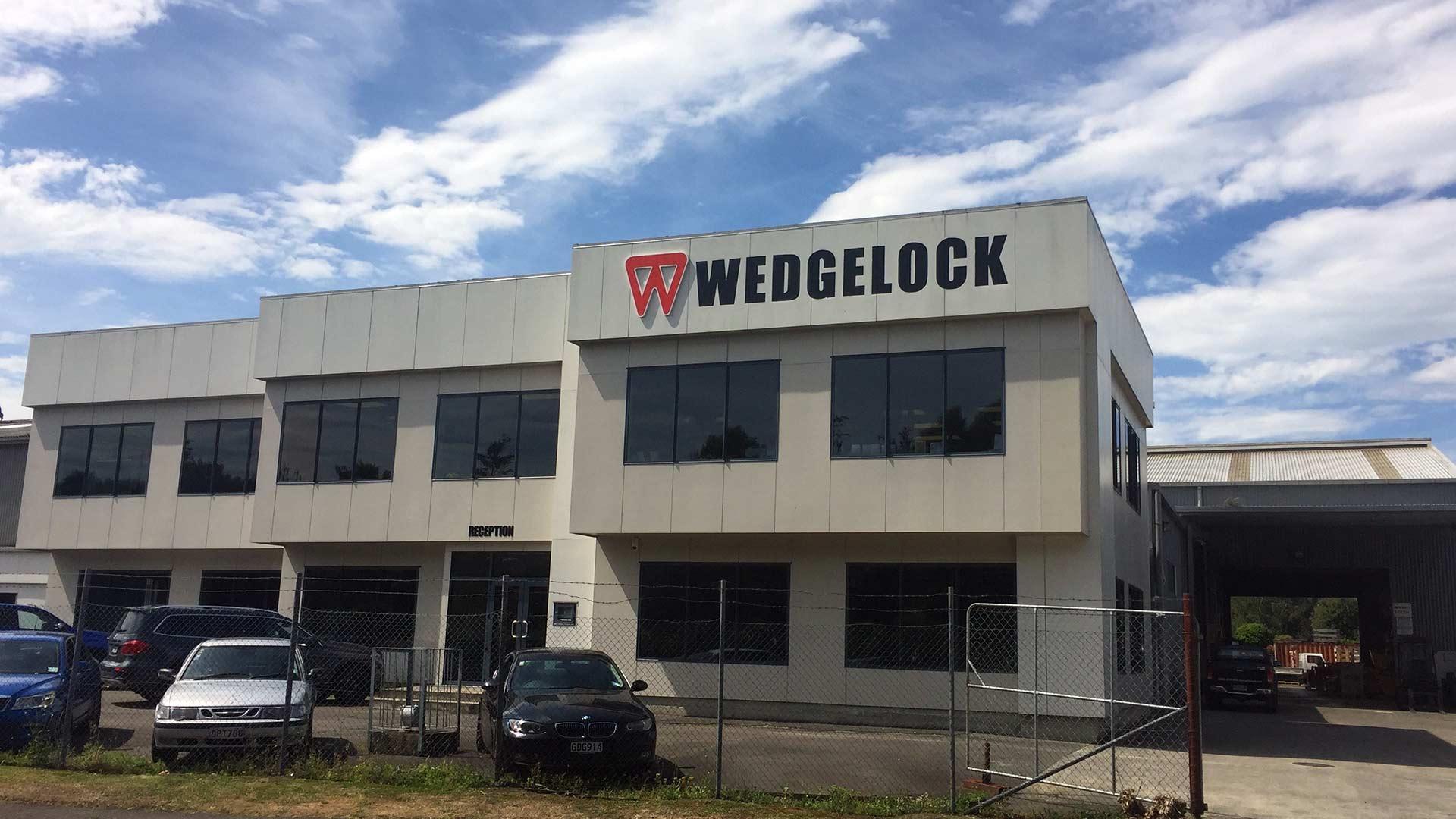 Wedgelock Head Office