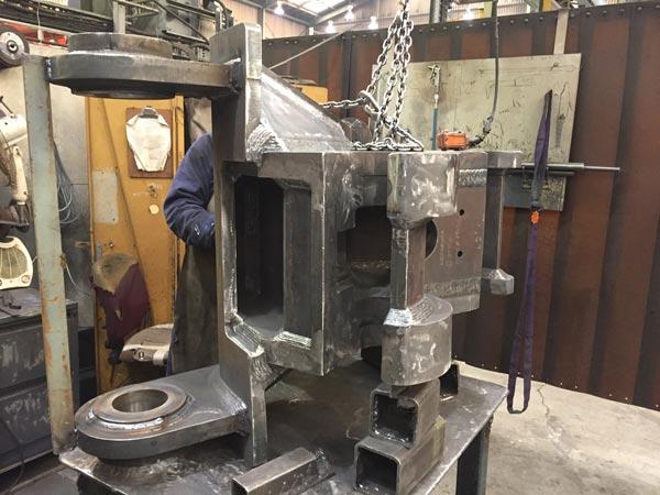 Wedgelock factory