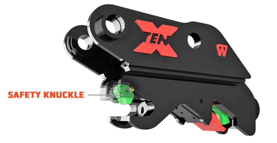 tenX Safety Knuckle
