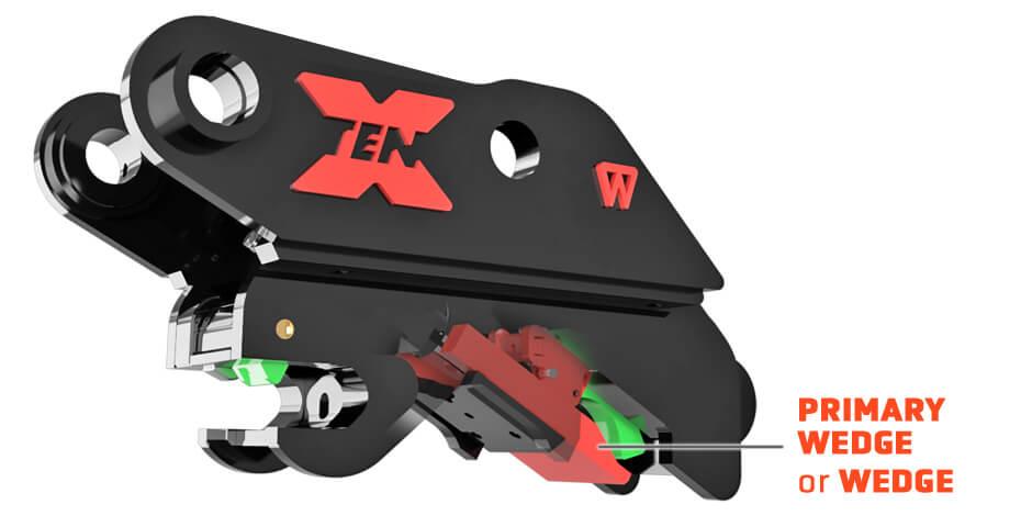 tenX Primary Wedge