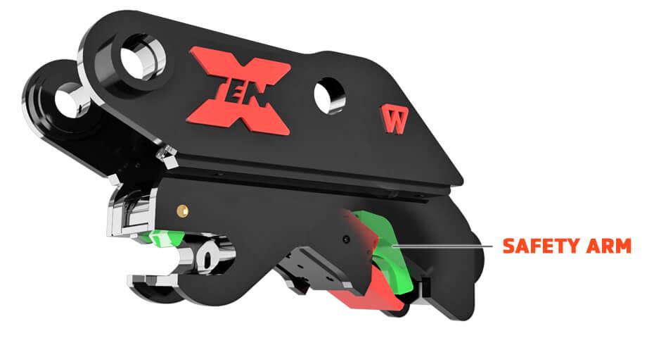 tenX Safety Arm