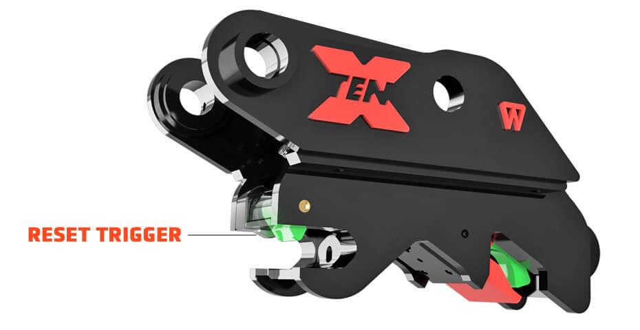 tenX Reset trigger