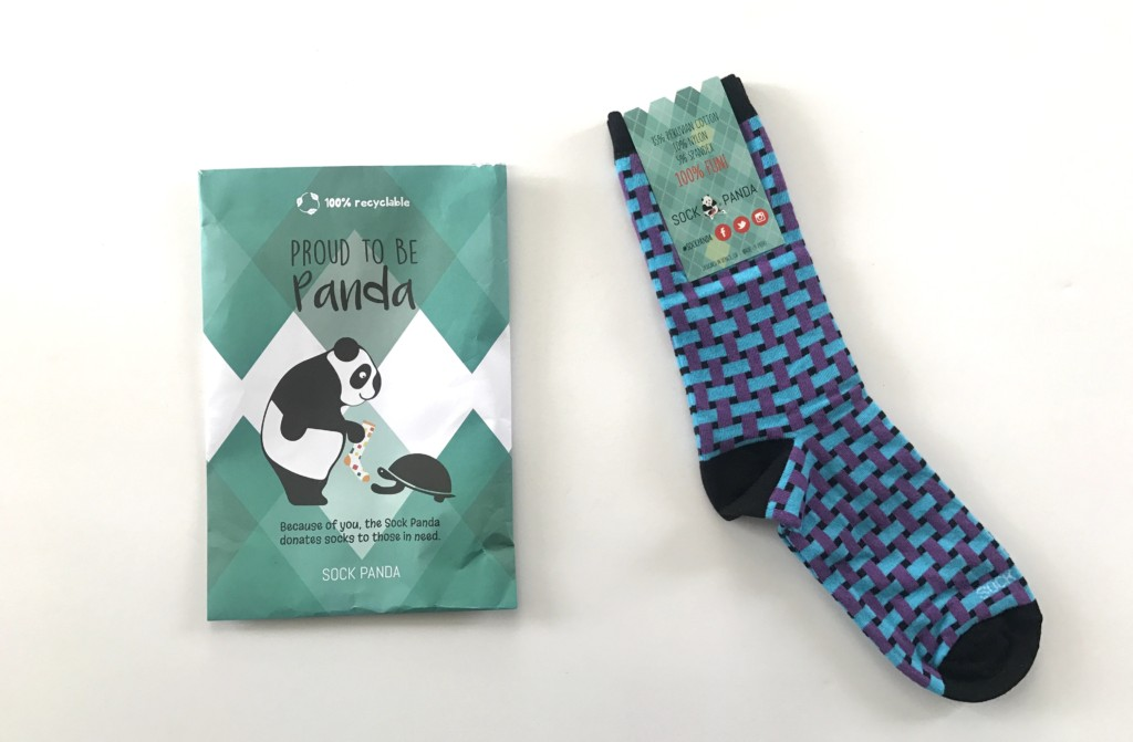 Sock Panda Review