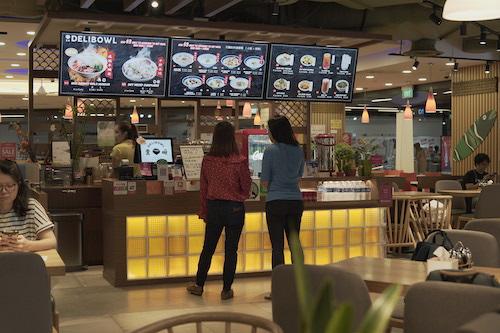delibowl chinese dumpling SingPost Centre