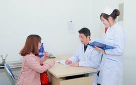 Bác sĩ tư vấn phòng khám Thái Hà