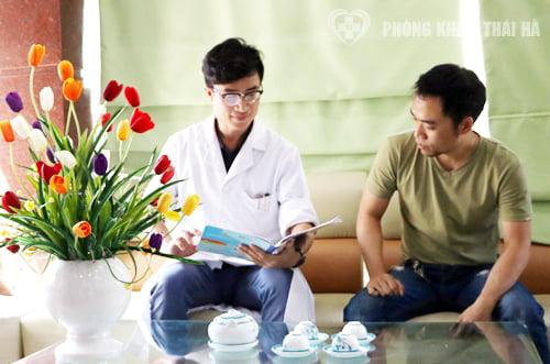 khám nam khoa uy tín tại Hà Nội