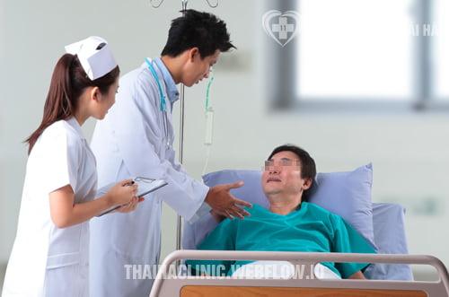 Liệu trình 6 trong 1 chữa yếu sinh lý