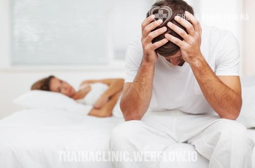 Nguyên nhân bệnh xuất tinh sớm