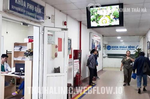 Bệnh viện Bạch Mai - Khám phụ khoa tốt