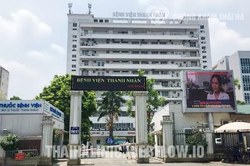 Bệnh viện Thanh Nhàn - Bệnh viện phụ khoa uy tín