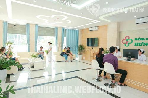 Phòng khám đa khoa Hưng Thịnh - Địa chỉ phòng khám phuụ khoa tốt