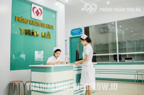 Phòng khám phụ khoa Thái Hà - Địa chỉ phòng khám phụ khoa uy tín tại Hà Nội