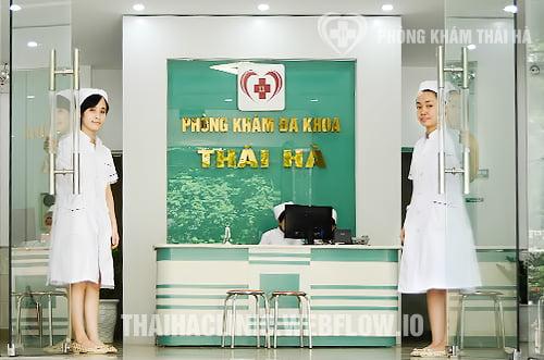 Phòng khám Thái Hà chuyên khám và điều trị rối loạn kinh nguyệt