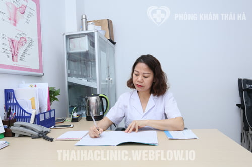 Phòng khám phụ sản kế hoạch hóa gia đình bác sĩ Nga